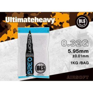 Kulki ASG BLS – 0,32g – 1 kg-3125 szt